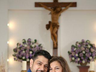 El matrimonio de Juan Pablo y Catalina 1
