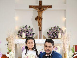 El matrimonio de Juan Pablo y Catalina 2