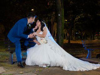 El matrimonio de Juan Pablo y Catalina