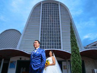 El matrimonio de Milena y Felipe