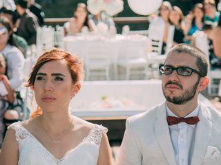 El matrimonio de Laura Cristina  y Waldír Alexander