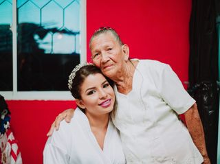 El matrimonio de Lisbeth  y Andrés 1