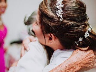 El matrimonio de Lisbeth  y Andrés 2