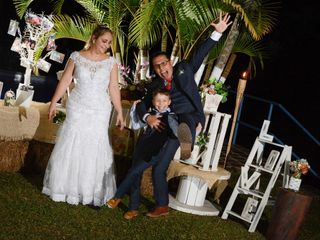 El matrimonio de Juliana y Jhonatan 2