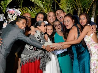 El matrimonio de Juliana y Jhonatan 3