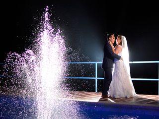El matrimonio de Juliana y Jhonatan