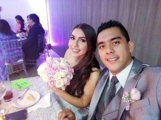 El matrimonio de Laura  y Alessandro
