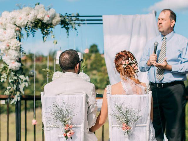 El matrimonio de Waldír Alexander y Laura Cristina  en Guarne, Antioquia 1