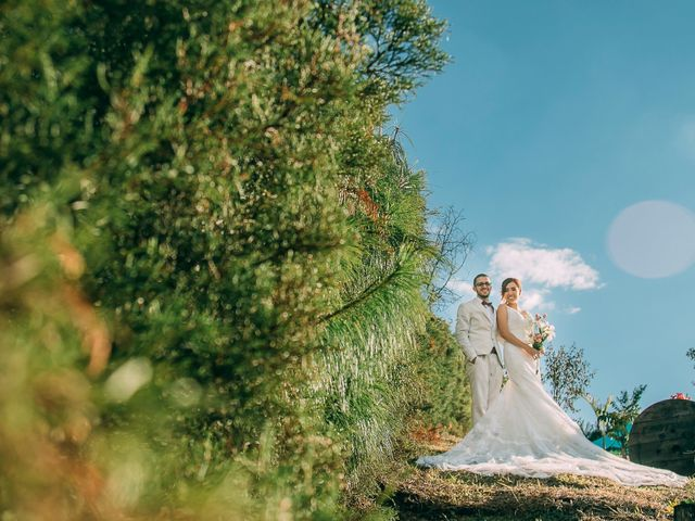 El matrimonio de Waldír Alexander y Laura Cristina  en Guarne, Antioquia 2