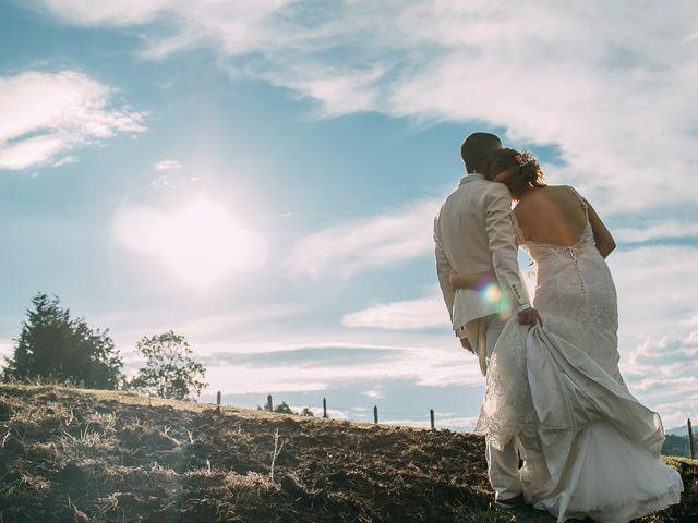 El matrimonio de Waldír Alexander y Laura Cristina  en Guarne, Antioquia 5