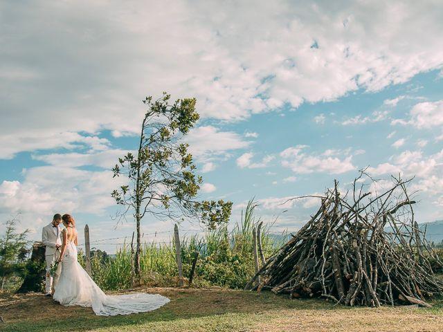 El matrimonio de Waldír Alexander y Laura Cristina  en Guarne, Antioquia 6