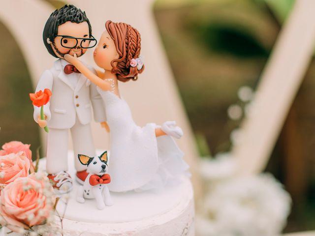 El matrimonio de Waldír Alexander y Laura Cristina  en Guarne, Antioquia 8