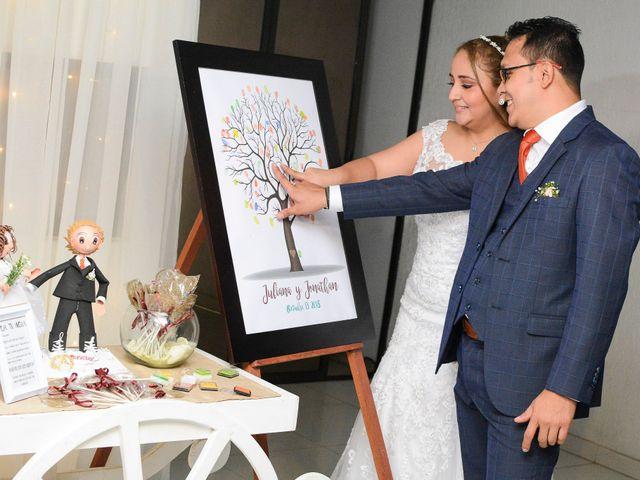 El matrimonio de Jhonatan y Juliana en Cali, Valle del Cauca 5