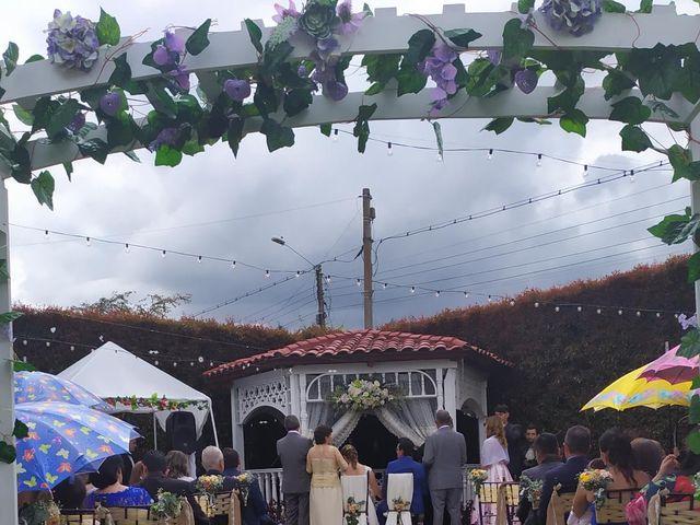 El matrimonio de Sylvia y Eriberto en Bogotá, Bogotá DC 1