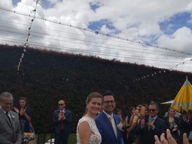 El matrimonio de Sylvia y Eriberto en Bogotá, Bogotá DC 2