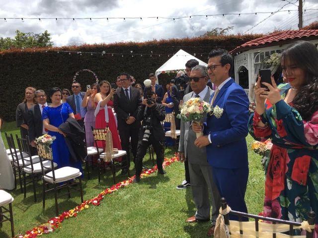 El matrimonio de Sylvia y Eriberto en Bogotá, Bogotá DC 4