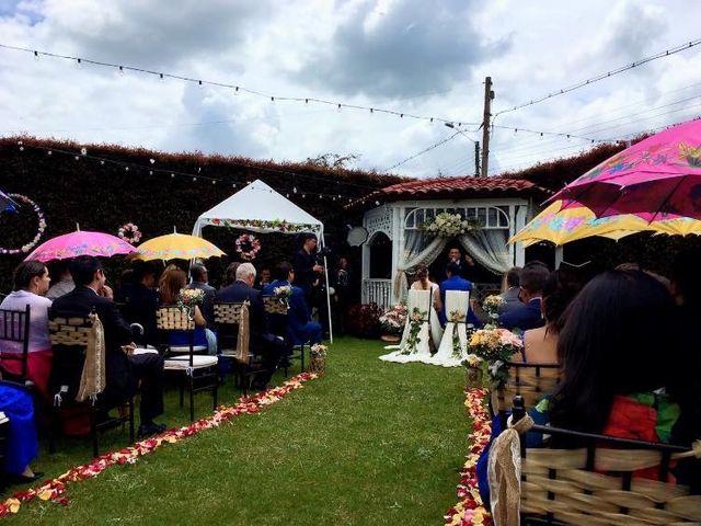 El matrimonio de Sylvia y Eriberto en Bogotá, Bogotá DC 5