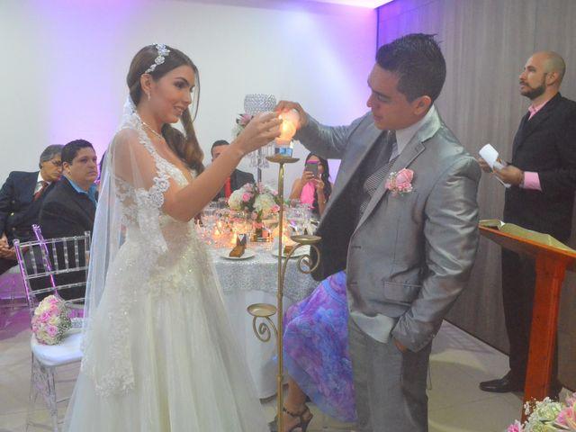 El matrimonio de Alessandro y Laura  en Barranquilla, Atlántico 5