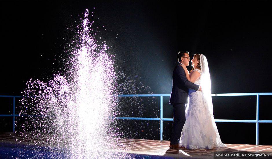 El matrimonio de Jhonatan y Juliana en Cali, Valle del Cauca