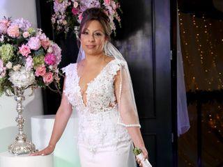 El matrimonio de Marcela y Edgardo 1