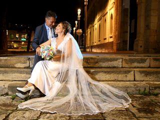 El matrimonio de Marcela y Edgardo