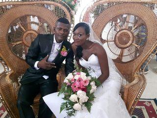 El matrimonio de Karen y David  1