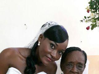 El matrimonio de Karen y David  2