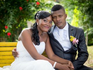 El matrimonio de Karen y David