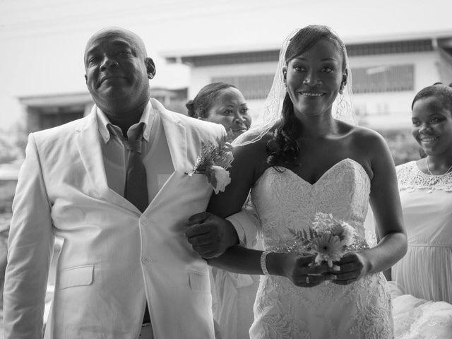 El matrimonio de David  y Karen en Quibdó, Chocó 1