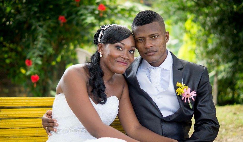 El matrimonio de David  y Karen en Quibdó, Chocó