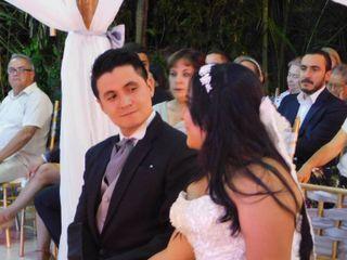 El matrimonio de Elizabeth y Josué 1