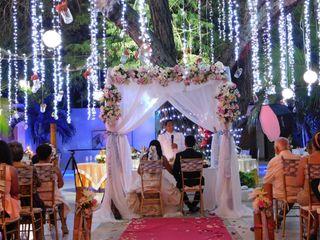 El matrimonio de Elizabeth y Josué 2