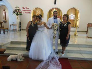 El matrimonio de Carol  y Diego  2