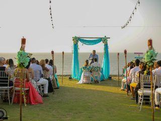 El matrimonio de Milena y Sergio