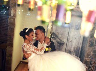 El matrimonio de Gloria y Kevin