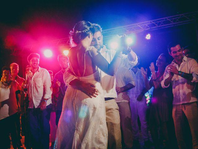 El matrimonio de Agustina y David