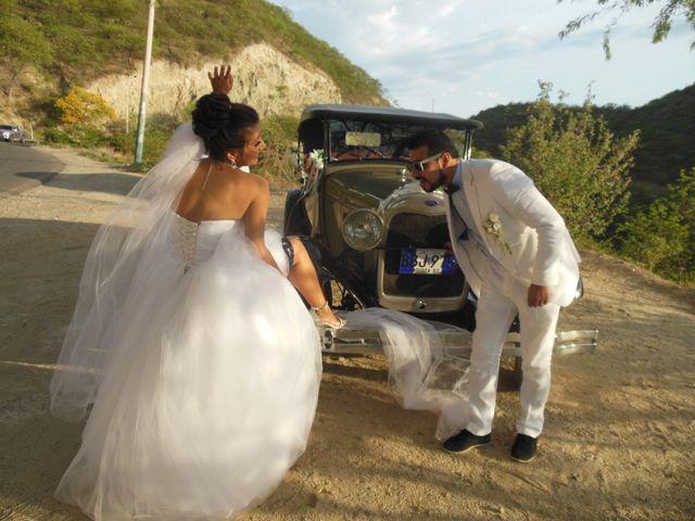 El matrimonio de Carol  y Diego