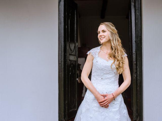 El matrimonio de Felipe y Sussy en Subachoque, Cundinamarca 8