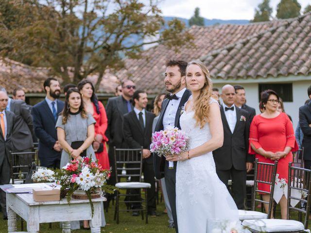 El matrimonio de Felipe y Sussy en Subachoque, Cundinamarca 12