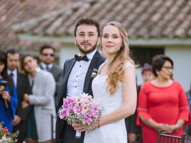 El matrimonio de Felipe y Sussy en Subachoque, Cundinamarca 1