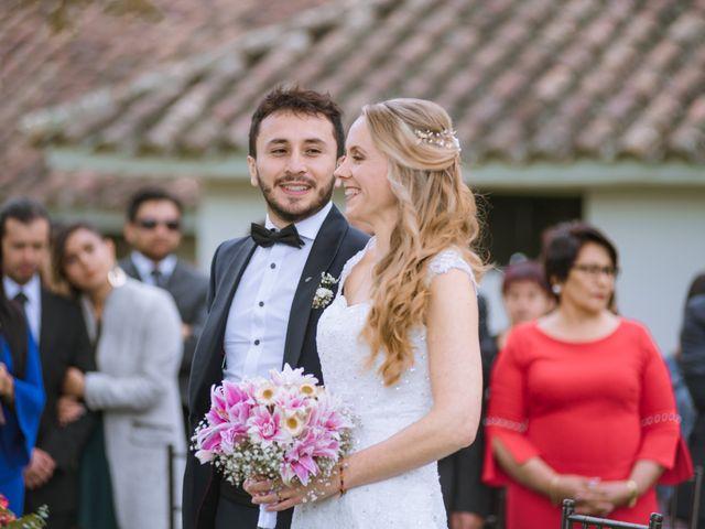 El matrimonio de Felipe y Sussy en Subachoque, Cundinamarca 13