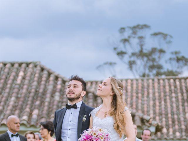 El matrimonio de Felipe y Sussy en Subachoque, Cundinamarca 14