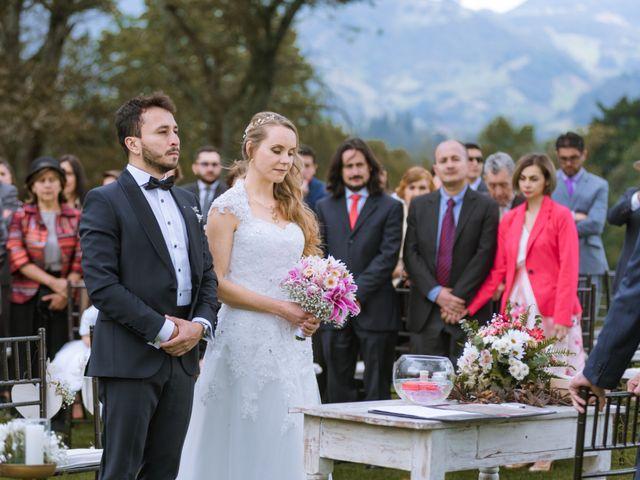 El matrimonio de Felipe y Sussy en Subachoque, Cundinamarca 16