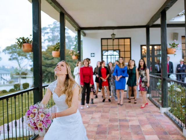 El matrimonio de Felipe y Sussy en Subachoque, Cundinamarca 26