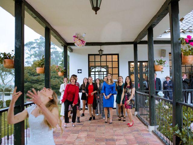 El matrimonio de Felipe y Sussy en Subachoque, Cundinamarca 27