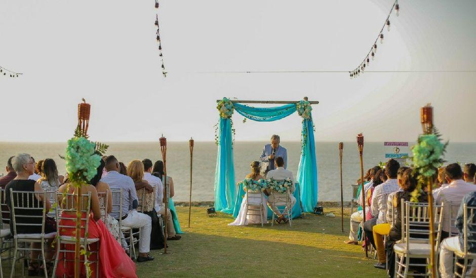 El matrimonio de Sergio y Milena en Barranquilla, Atlántico