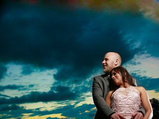 El matrimonio de Verónica y Ola 2