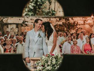 El matrimonio de Maigualida y Johs