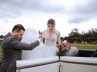 El matrimonio de Sara y Juan Pablo 3