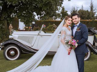El matrimonio de Sara y Juan Pablo